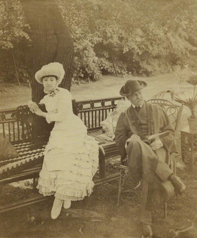 Emily Storey (née Hayward); George Adolphus Storey