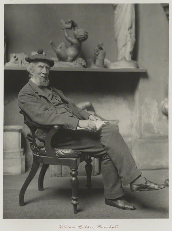 <em>William Calder Marshall</em>