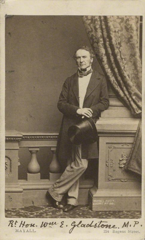 <em>William Ewart Gladstone</em>