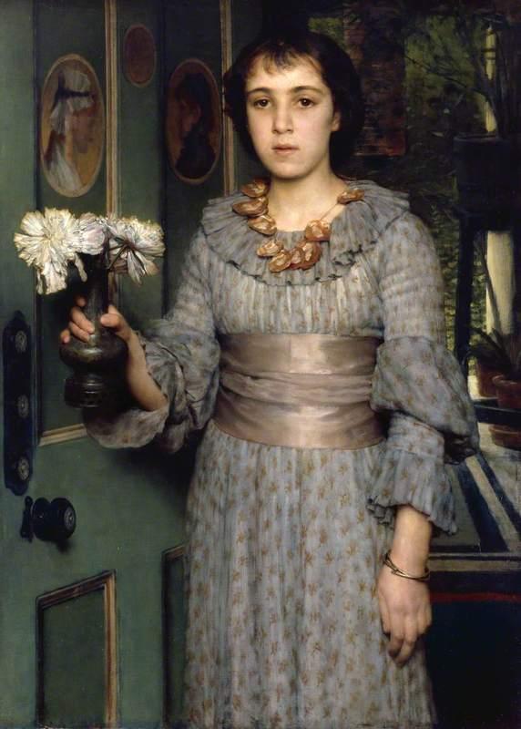 <em></em><em>Miss</em> <em>Anna Alma-Tadema</em>