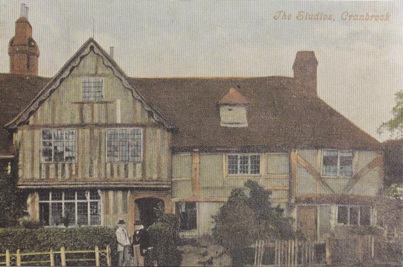 The Old Studio, Cranbrook