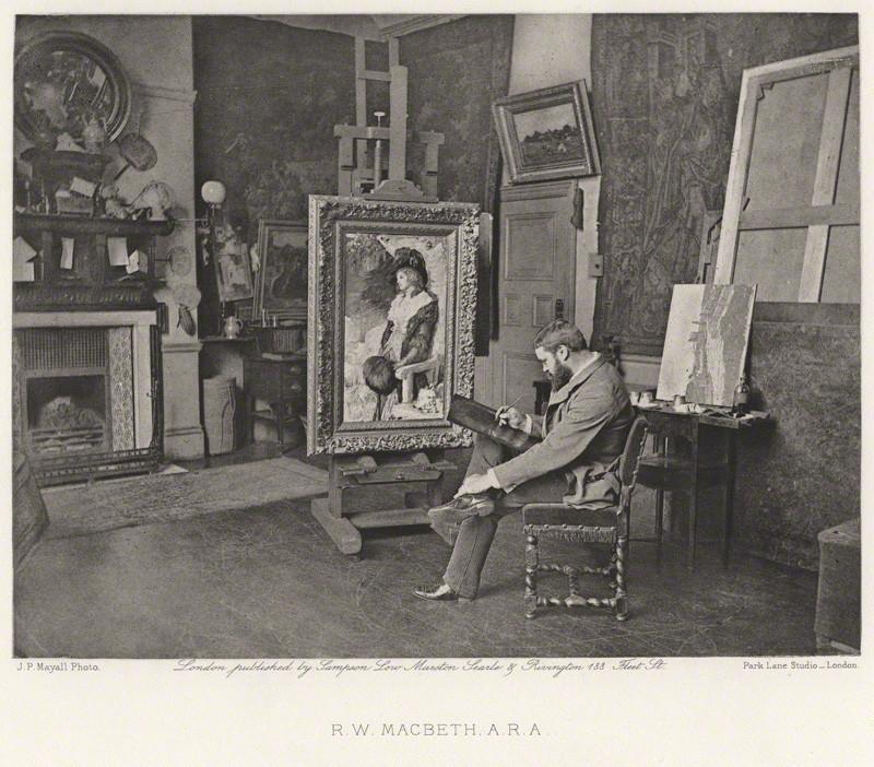 R. W. MACBETH, A.R.A.