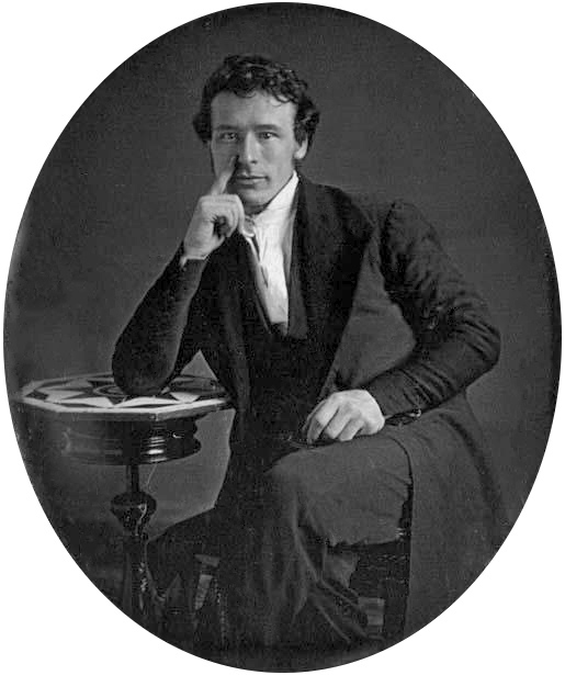 <em>John Jabez Edwin Mayall (Self-Portrait), </em>