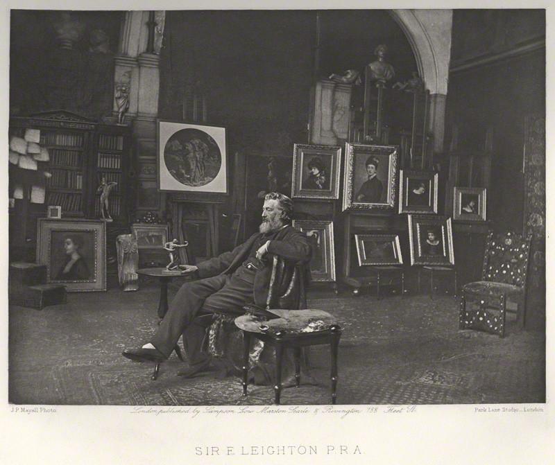 SIR F. LEIGHTON, P.R.A.