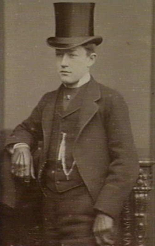 Joseph Parkin Mayall