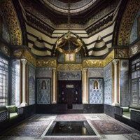 Frederic Leighton's Arab Hall