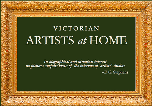 Victorian Artists at Home